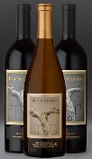 3 Bottles Current Release Mix: 2 Cabernet, 1 Chardonnay